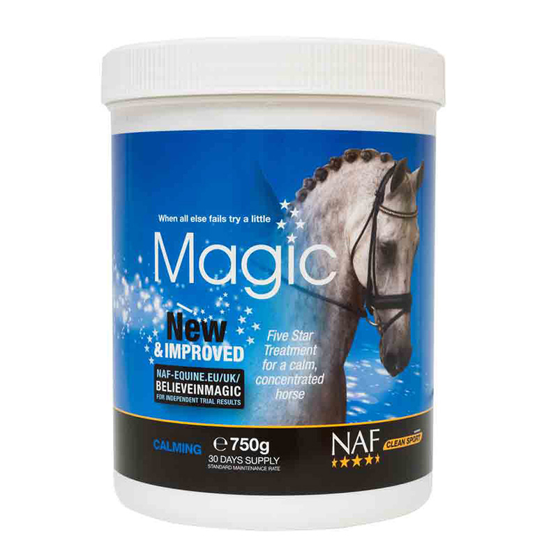 NAF Magic Powder 750g