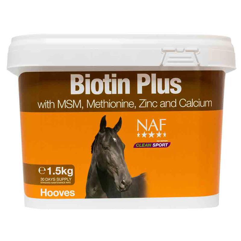 NAF Biotin Plus 3kg