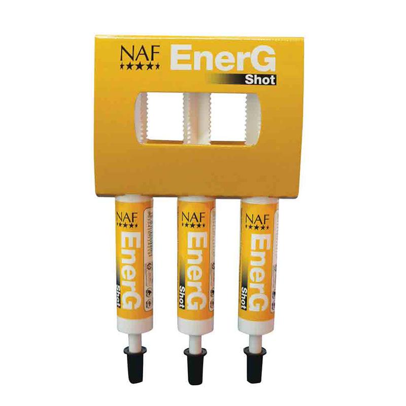 NAF EnerG Shot 3x30ml