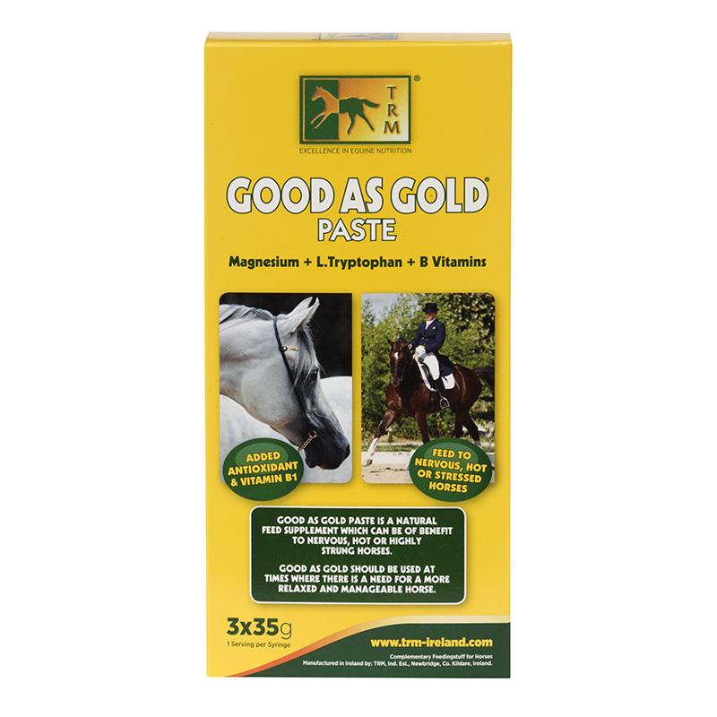 TRM Good as Gold Paste 3x35ml