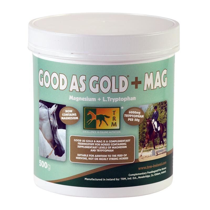 TRM Good as Gold +MAG 500g