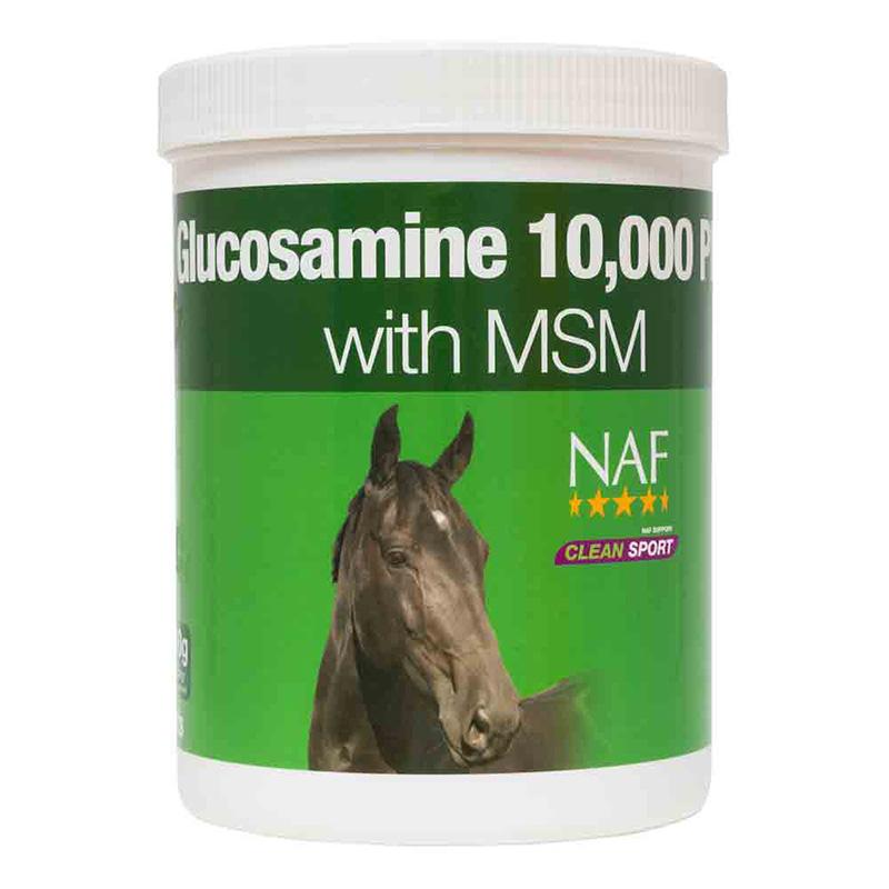 NAF Glucosamine 10000 Plus MSM 4.5kg
