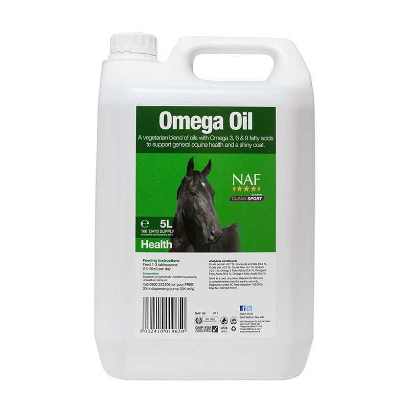 NAF Omega Oil 5L