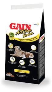 GAIN All Dogs Senior 3 kg